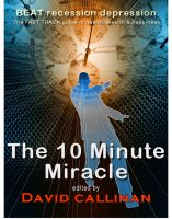 Cover for 'The 10-Minute Miracle'