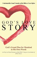 Cover for 'God's Love Story'
