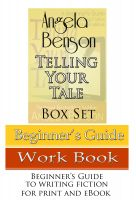Cover for 'Telling Your Tale Boxed Set for Writers: 2-in-1'