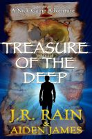 Cover for 'Treasure of the Deep (Nick Caine #2)'