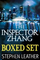Cover for 'Inspector Zhang - The Boxed Set'