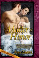 Cover for 'A Matter of Honor'