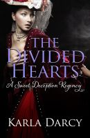 Cover for 'The Divided Hearts'