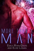 Cover for 'More Than a Man'