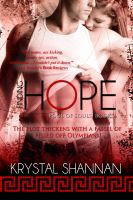 Cover for 'Finding Hope (Pool of Souls Series, Book 2)'
