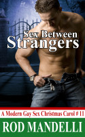 Cover for 'A Modern Gay Sex Christmas Carol #11: Sex Between Strangers (M/m Outdoor Hookup  Erotica)'