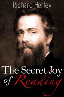 Cover for 'The Secret Joy of Reading'