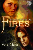 Cover for 'The Land of Burned Out Fires'