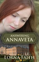 Cover for 'Answering Annaveta'