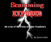 Cover for 'Scamming Exposed'