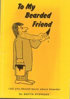 Cover for 'To My Bearded Friend'