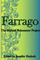 Cover for 'Farrago: The Michael Bekemeyer Project'