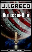 Cover for 'The Blockade Run'