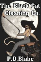 Cover for 'The Black Cat Cleaning Co.'