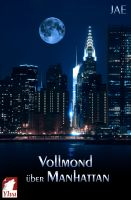 Cover for 'Vollmond über Manhattan'