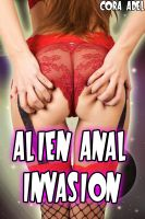 Cover for 'Alien Anal Invasion'
