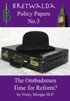 Cover for 'The Ombudsmen - Time for Reform'