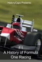 Cover for 'F1: A History of Formula One Racing'