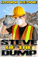 Cover for 'Steve of the Dump'