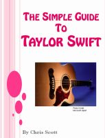 Cover for 'The Simple Guide To Taylor Swift'