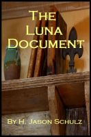 Cover for 'The Luna Document'