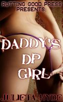 Cover for 'Daddy's DP Girl'