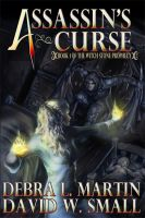 Cover for 'Assassin's Curse (Book 1, The Witch Stone Prophecy)'