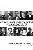 Cover for 'Common Core State Standards and Race to the Top - An Introduction to Marxism 101'