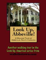Cover for 'A Walking Tour of Abbeville, South Carolina'
