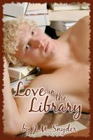 Cover for 'Love in the Library'