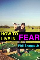 Cover for 'How to Live in Fear'