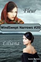 Cover for 'WindSwept Narrows: #20 Fleur & Liliana'