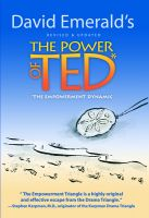 Cover for 'The Power of TED* (*The Empowerment Dynamic)'
