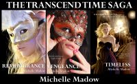 Cover for 'The Transcend Time Saga: Complete Boxed Set (Remembrance, Vengeance, Timeless)'