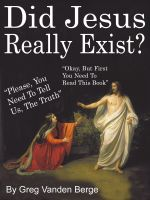 Cover for 'Did Jesus Really Exist?'