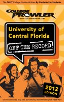 Cover for 'University of Central Florida 2012'