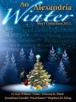 Cover for 'An Alexandria Winter story collection 2012'