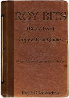 Cover for 'Roy Bits (Book Two)'