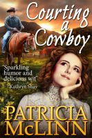 Cover for 'Courting A Cowboy'