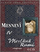 Cover for 'Mesnevi-IV'