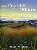 Cover for 'The Feast of the Moon'