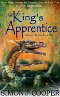 Cover for 'The King's Apprentice'