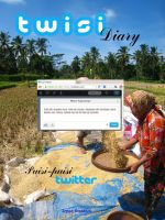 Cover for 'Twisi Diary - Puisi-puisi twitter'