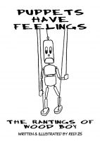 Cover for 'Puppets Have Feelings'