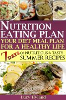 Cover for 'Nutrition Eating Plan: Your Diet Meal Plan for a Healthy Life