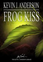 Cover for 'Frog Kiss'