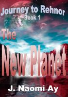 Cover for 'The New Planet'