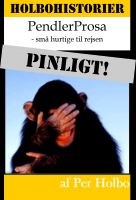 Cover for 'Pinligt'