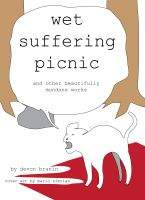 Cover for 'wet suffering picnic'