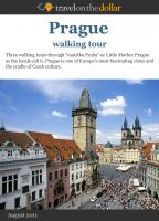Cover for 'Prague Walking Tour'